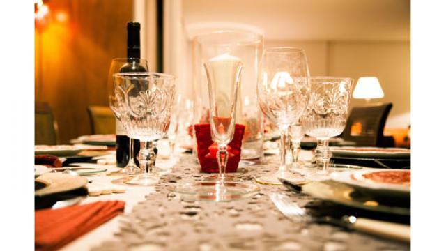 Agreable Une Table De Fête Réussie